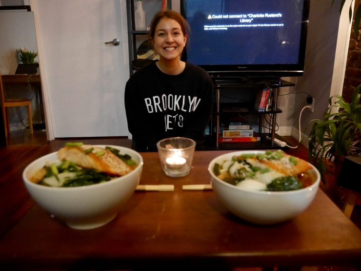 Charlotte and Ramen - Blue Apron