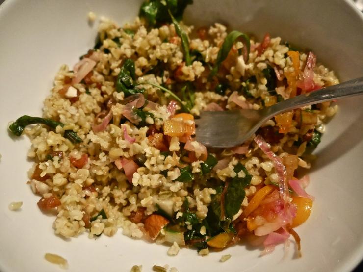 Freekeh Salad - Blue Apron