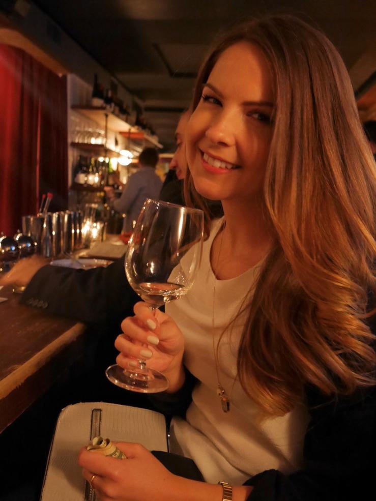 Wine at Blue Ribbon Bakery - West Village, New York