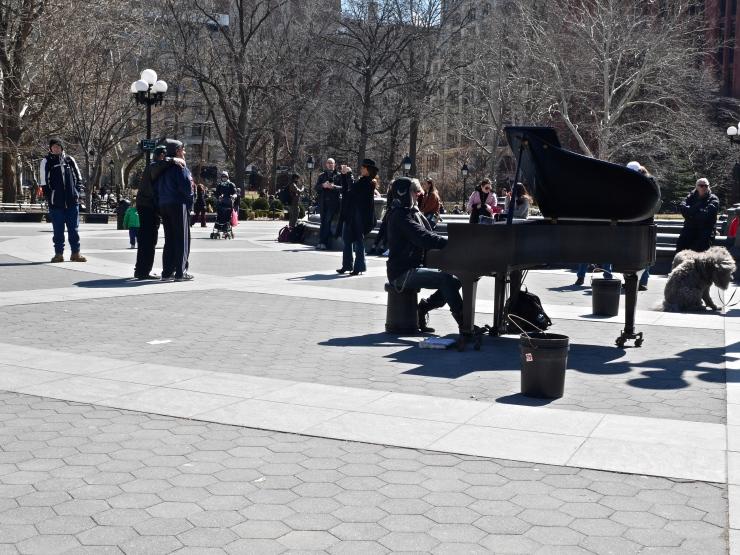 Washington Square Park - New York
